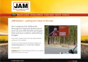 JAM website JAM Outdoor