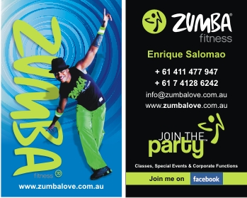 Zumba business cards 2 design housedesign house artwork of the month zumba business cards 2 reheart Gallery