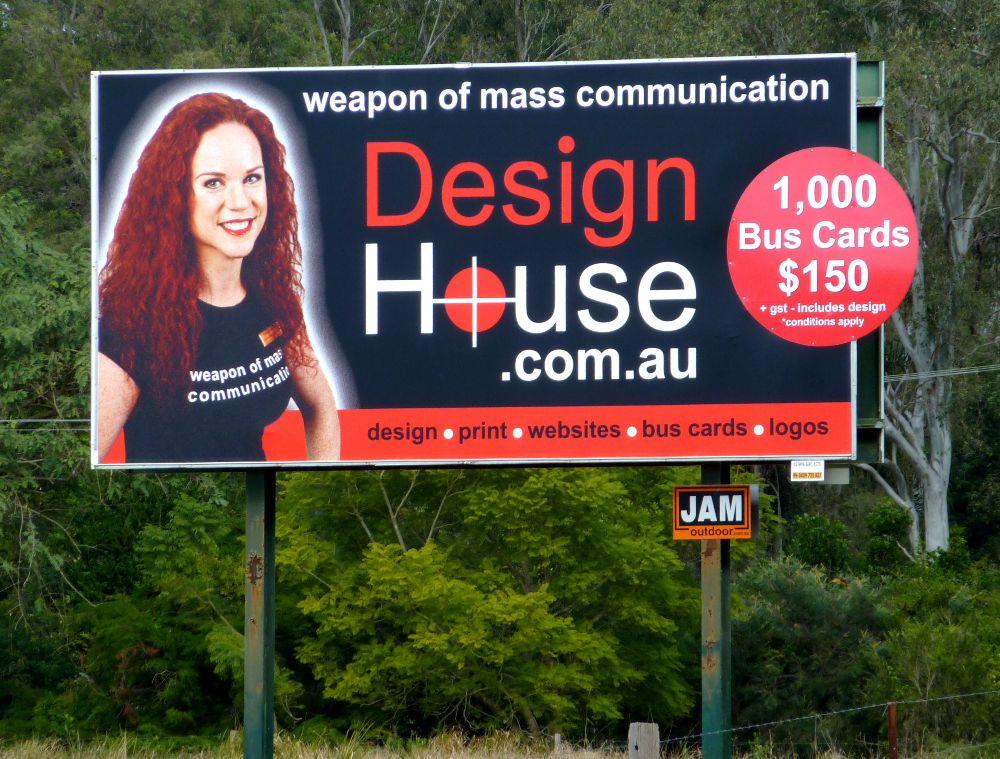 Design House Billboard