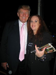 TRUMP and JEANETTE - Sydney, Business Seminar