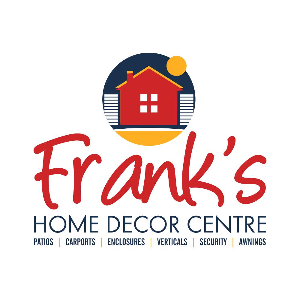 Franks Home Decor Centre Logo Design Housedesign House