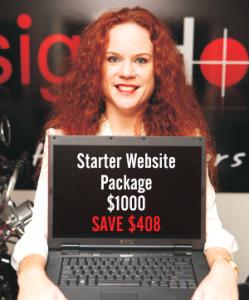 Website promos website