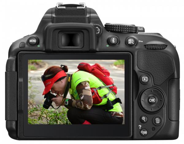 Nikon D5300 DSLR Camera with 18-55mm VR II Lens Kit
