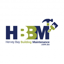 Hervey Bay Building Maintenance Logo