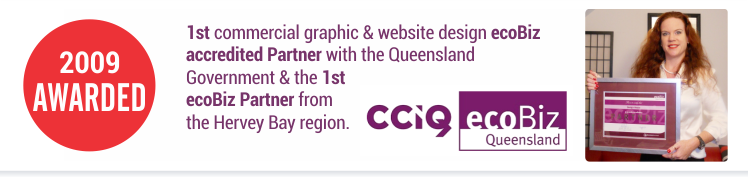 Awards, Graphic & Website Design, Hervey Bay, Fraser Coast Queensland