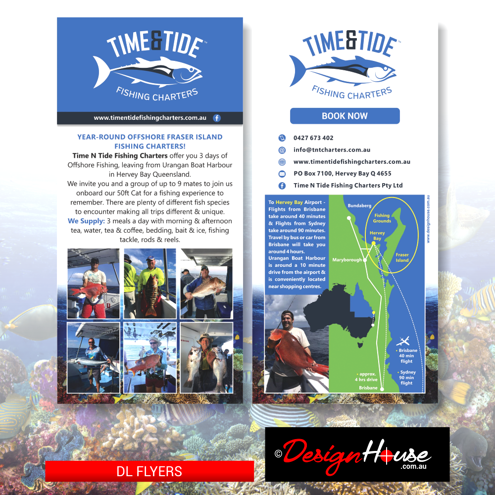 Time N Tide Fishing Charters
